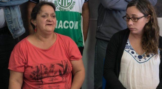 Denunciaron amenazas de muerte contra la madre de Rafael Nahuel