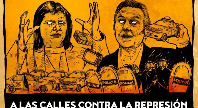 Presentación del Informe de la Situación Represiva Nacional de CORREPI