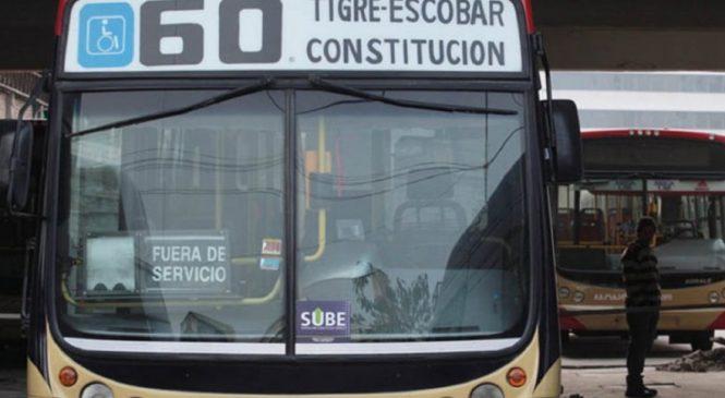 La empresa Monsa quiere desguazar la histórica línea 60 de colectivos