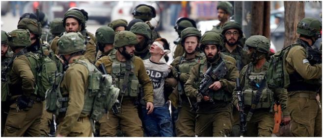 Israel encarcela a cientos de niños palestinos cada año