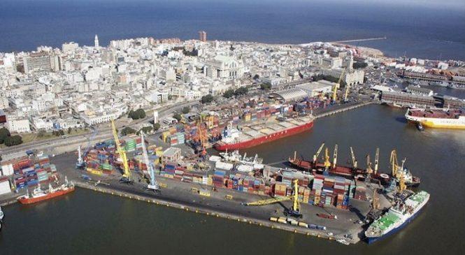 Paro total en el Puerto de Buenos Aires
