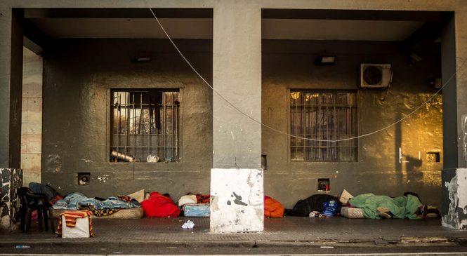 CABA: Situación de calle en el contexto de la pandemia
