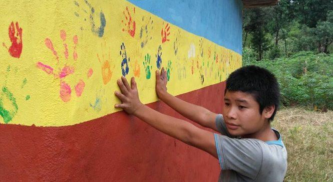 Por fin, los niños de la comunidad Tacuarí podrán asistir a la escuela