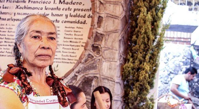 Xochimilco busca la autonomía para recuperar su identidad indígena