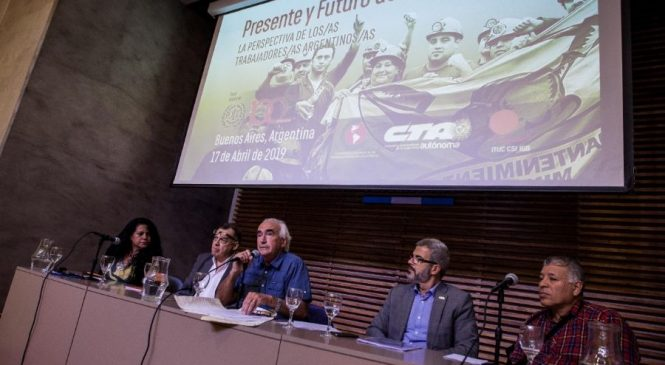 Debate sobre el futuro del trabajo en el marco del centenario de la OIT