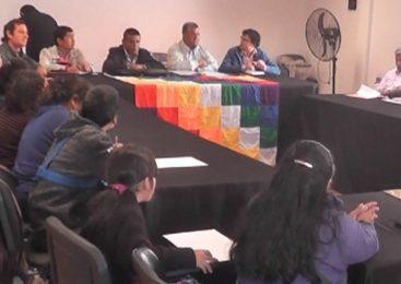 Cinco comunidades más en la ley del Instituto Provincial de Pueblos Indígenas de Salta