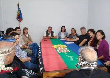 "Trenque Lauquen: Avances por el Centro Intercultural ""Ruka Kimün"""
