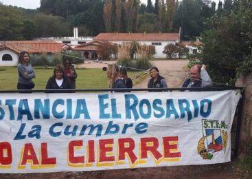 Trabajadores de Estancia El Rosario tomaron la planta de alfajores