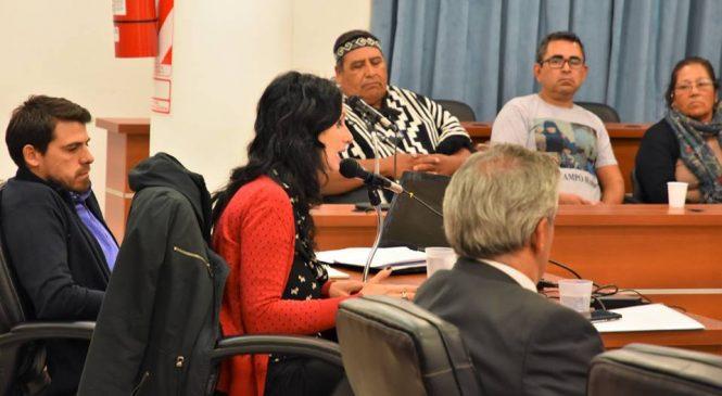 Última jornada del juicio a Campo Maripe: clases magistrales sobre los alcances del derecho mapuche