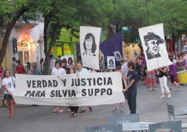 A nueve años del crimen político de Silvia Suppo sigue en pie la exigencia de justicia