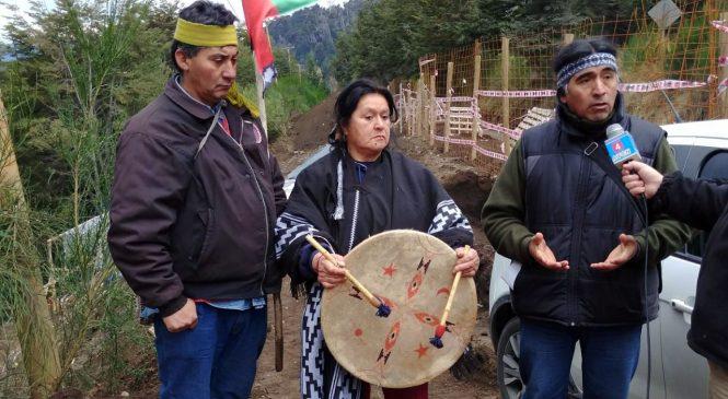 Docentes universitarios respaldan el reclamo mapuche contra las obras en el sector Pichunco y de Circunvalación
