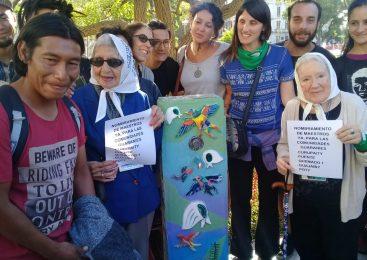 Cacique guaraní reclama docentes en una escuela construida hace tres años donde todavía no hay clases