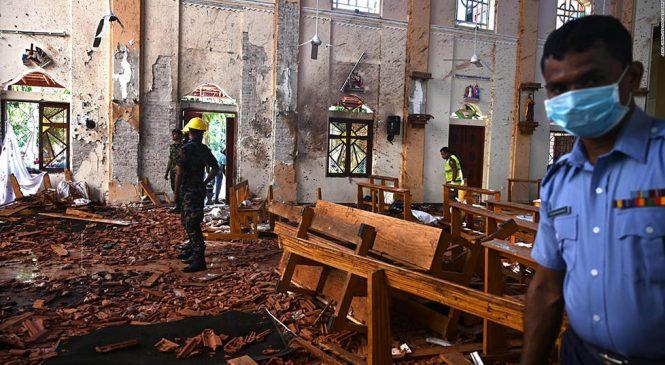 Sri Lanka: Muerte en Pascuas