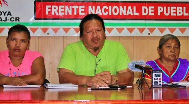 Asesinato de líder bribri devela situación de indígenas en Costa Rica