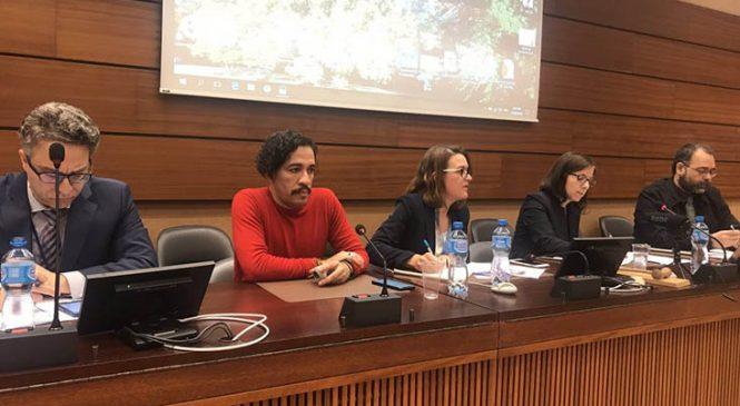 Funcionarios de Bolsonaro intentaron intimidar a activistas brasileros en la ONU