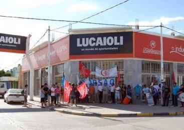 Cadena Lucaioli y Saturno Hogar cierra sus 30 locales y se pierden 500 puestos de trabajo