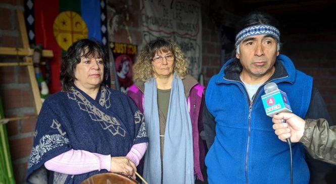 Mapuches reiteran su pedido del Relevamiento Territorial para resolver los conflictos de tierras