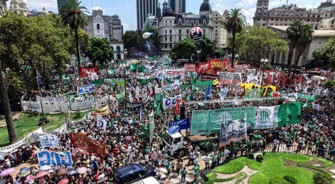 El derecho de huelga amenazado