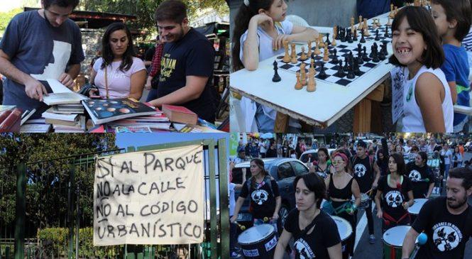 Festival en defensa del Parque Rivadavia