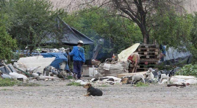 La pobreza arrasa en las provincias del norte
