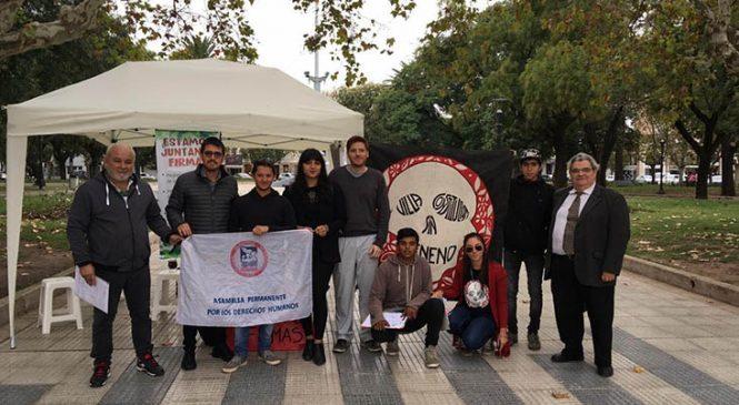 """Criminalización de la protesta ambiental contra la asamblea """"Villa Constitución Sin Venenos"""""""