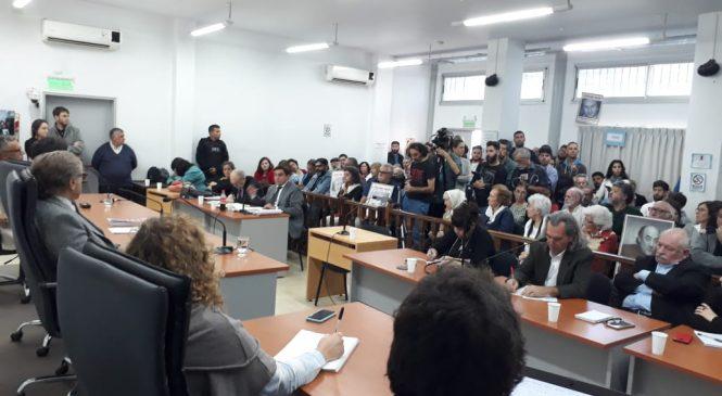 Juicio de la Tablada: Prisión perpetua para Arrillaga