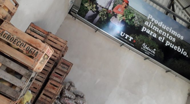 Valentín Alsina: Primer mercado mayorista agroecológico