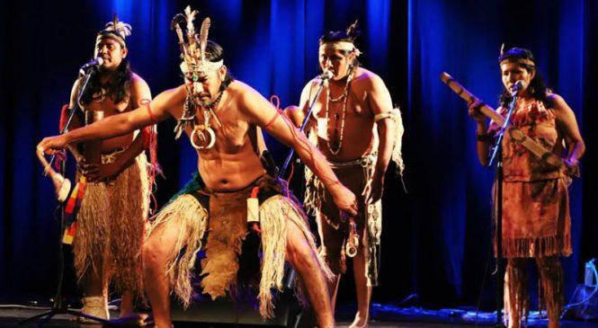 """Con un gran cierre musical, finalizó el Encuentro de Arte Indígena """"Qa'apaxa"""""""