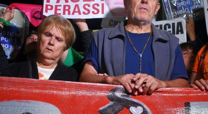 """Perassi: """"el Estado siempre nos negó el derecho de encontrar a Paula"""""""