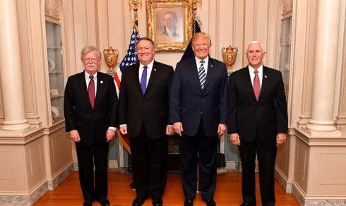 Los mismos viejos trucos: Métodos probados de Estados Unidos para perturbar la paz mundial