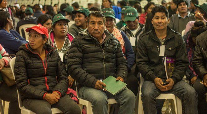 Foro Agrario: La unidad campesina por venir