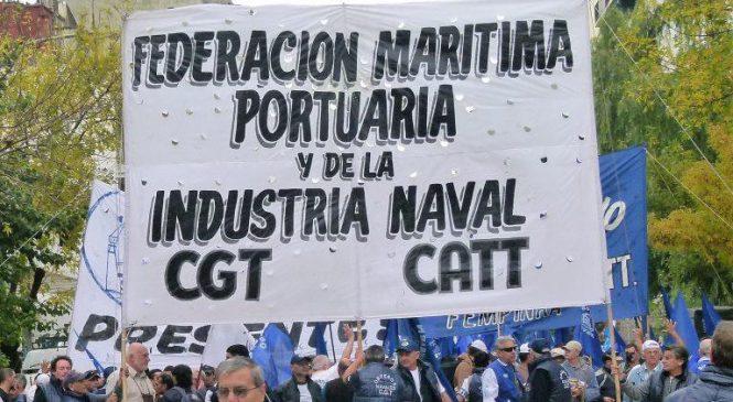 Portuarios paran 5 días tras fracasar la negociación paritaria