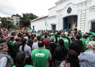 El Congreso de ATE resolvió un Paro Nacional para el 15 de Mayo