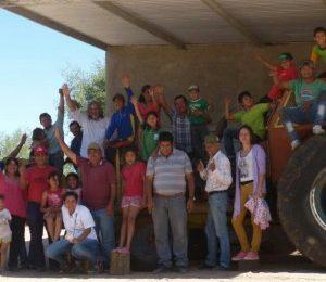 "#Cordoba / Comunicado de campo comunitario ""La Libertad"""