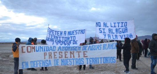 Pueblos originarios movilizarán hasta la capital jujeña en contra del Litio