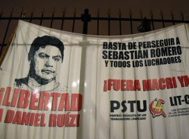 Por la libertad de Daniel Ruiz