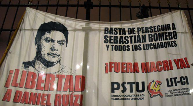 Daniel Ruiz inicia huelga de hambre