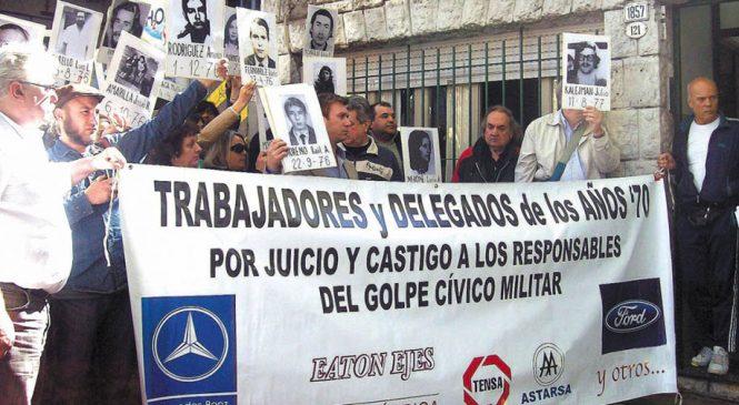 Las víctimas de Mercedes Benz desde la mirada de la inteligencia clandestina