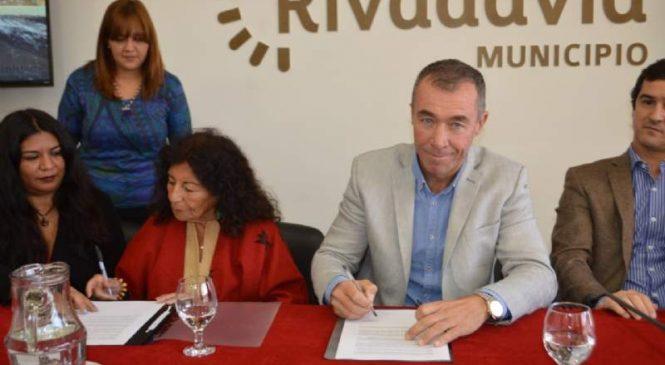 San Juan: el legado Warpe quedará plasmado en la Plaza Madre Universal