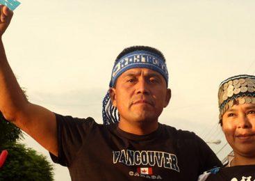 Otorgan el Nobel Ambiental al Longko Curamil por su defensa de la Mapu