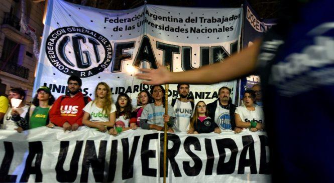 Marcha Nacional Educativa