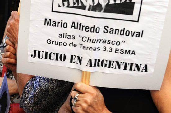 Francia extraditará a genocida argentino