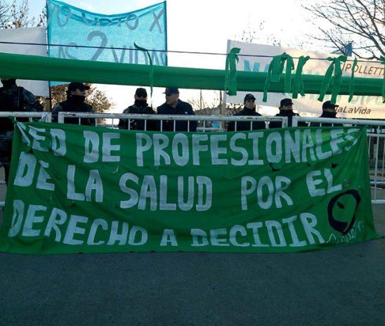 Condenaron al ginecólogo Leandro Rodríguez Lastra por obstruir un aborto legal