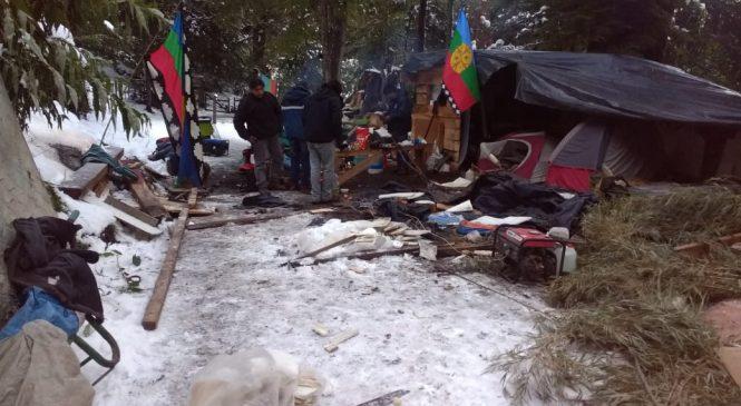 El ataque violento a los mapuche que protegían un bosque nativo sigue impune