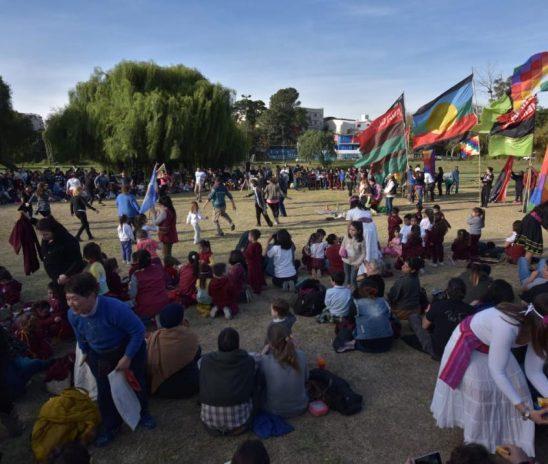 Córdoba: pueblos originarios celebraron el año número 5527