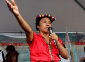 Guatemala: Thelma Cabrera, maya mam, cuarta en carrera presidencial