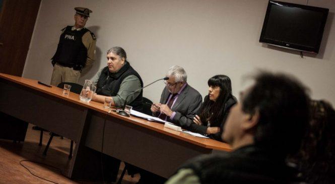 Criminalización de la protesta: el juez Otranto condenó a Olga Reinoso y Alejandro Garzón