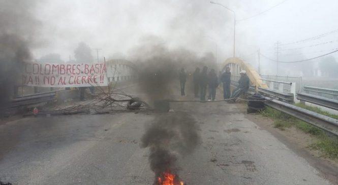 Tucumán: Azucareros volvieron a cortar la ruta 38 por sueldos adeudados y la incertidumbre por 450 empleos