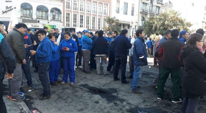 Quebró la cadena de supermercados Emilio Luque y hay 1200 empleados al borde del despido