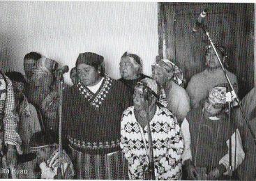 """17 años después, está en las plataformas digitales """"Feley. Música mapuche"""""""